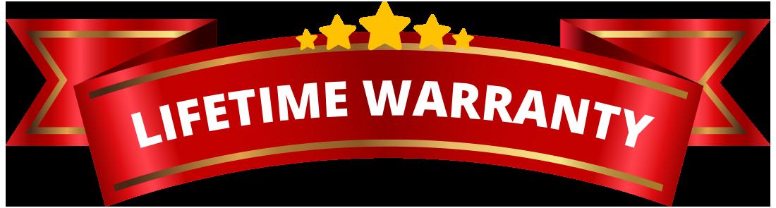 Cast Nets Lifetime Warranty